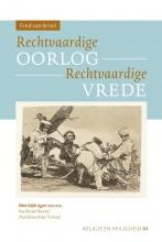 Fred van Iersel , Rechtvaardige oorlog – Rechtvaardige vrede