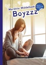 Mariëtte Middelbeek , Boyzzz - dyslexie uitgave