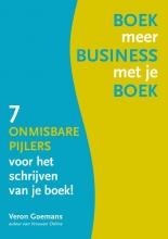 Veron Goemans , Boek meer Business met je Boek