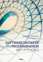 Jan Vanthienen Ignace Van de Woestyne, Softwareontwerp en Programmeren met Phython 3