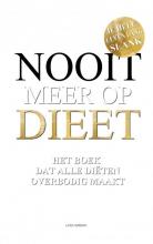 Lauda Verburg , Nooit meer op dieet - het boek dat alle diëten overbodig maakt