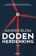 Sander Blom , Dodenherdenking