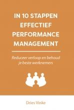 Dries Vinke , In 10 stappen effectief performance management