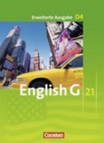 Abbey, Susan,   Schwarz, Hellmut,English G 21. Erweiterte Ausgabe D 4. Schülerbuch