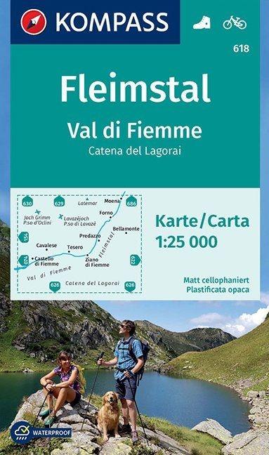 ,Fleimstal, Val di Fiemme, Catena dei Lagorai