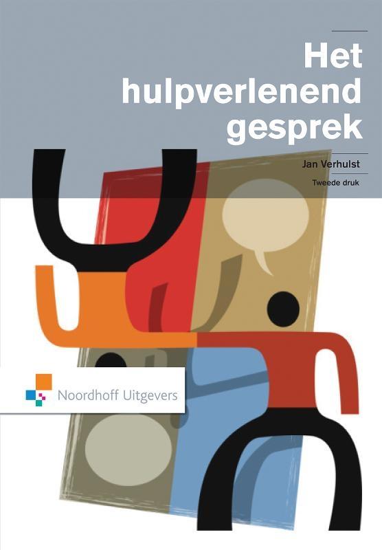 Jan Verhulst,Het hulpverlenend gesprek