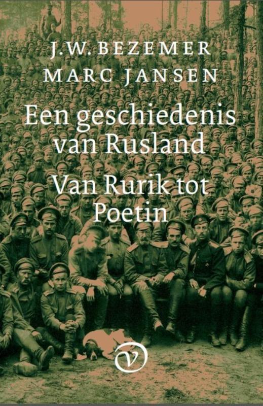 J.W. Bezemer, Marc Jansen,Een geschiedenis van Rusland