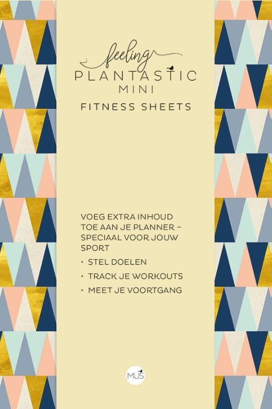 ,Feeling Plantastic mini Fitness Sheets