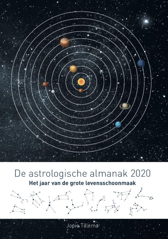 Jopie Tillema,De astrologische almanak 2020