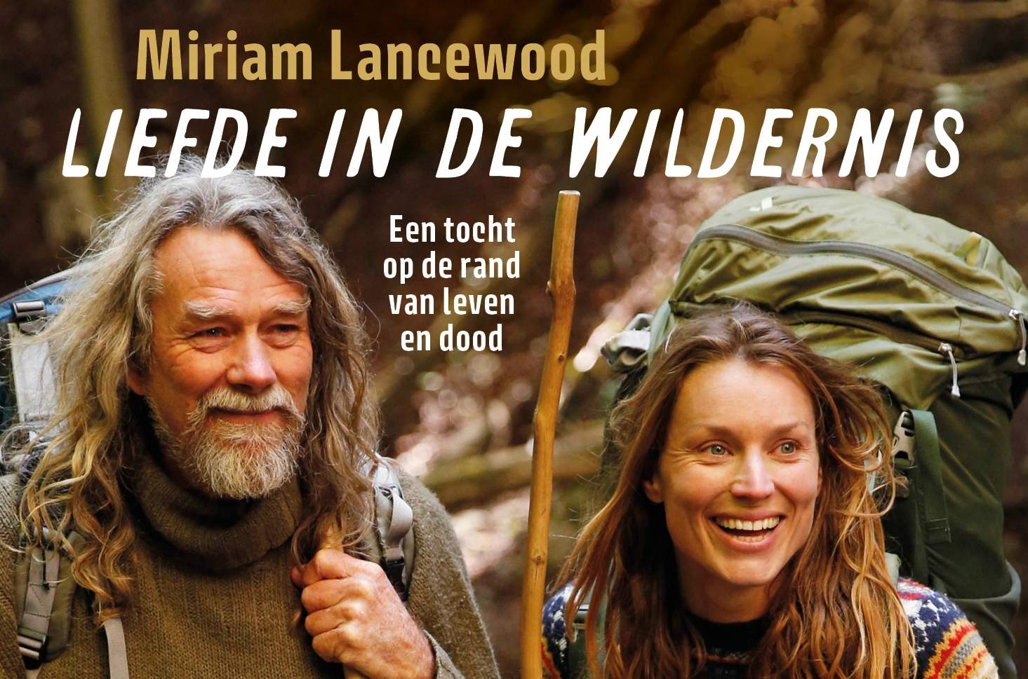 Miriam Lancewood,Liefde in de wildernis