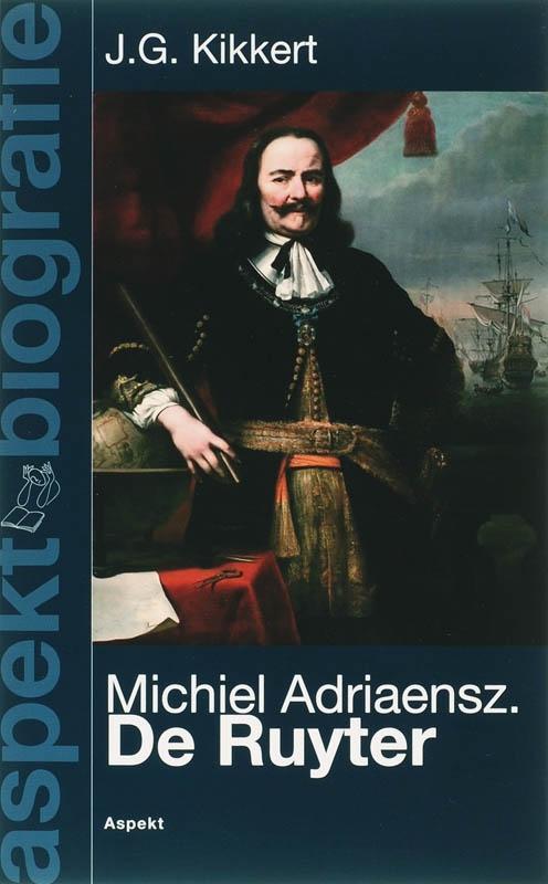 J.G. Kikkert,Michiel Adriaenszoon de Ruyter