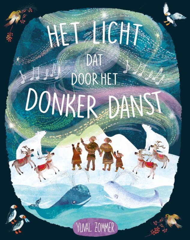 Yuval Zommer,Het licht dat door het donker danst