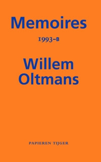 Willem Oltmans,Memoires 1993-B