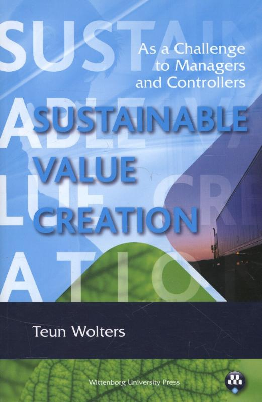 Teun Wolters,Sustainable value creation