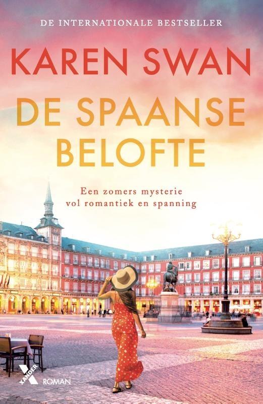 Karen Swan,De Spaanse belofte