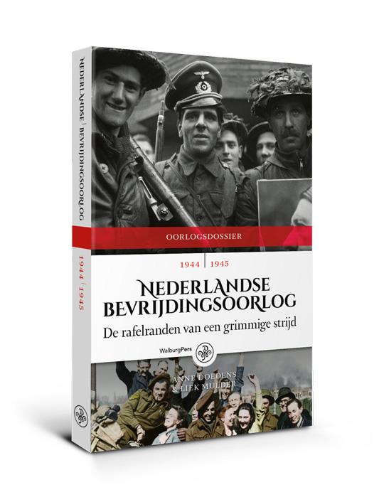 Anne Doedens, Liek Mulder,Nederlandse Bevrijdingsoorlog