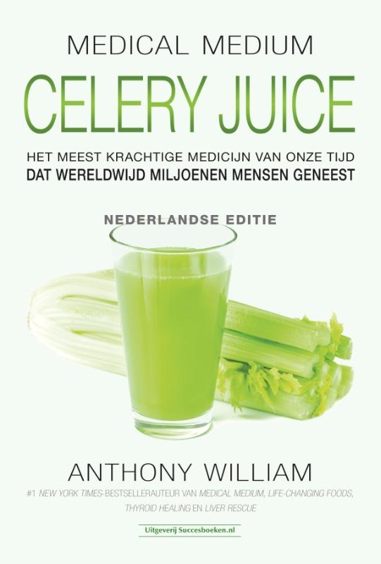Anthony William,Celery Juice