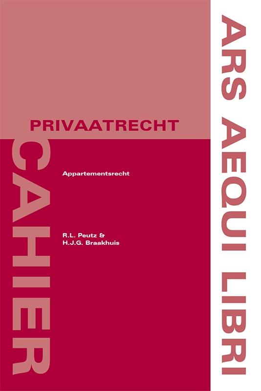 Hubert Braakhuis,Appartementsrecht