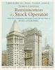 Lefèvre, Edwin,Reminiscences of a Stock Operator