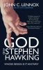 Lennox, John,God and Stephen Hawking