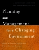 Peterson, Marvin W.,Planning and Management for a Changing Environment