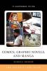 Bonser, Randall,Comics, Graphic Novels, and Manga