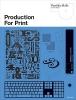 Gatter, Mark,Production for Print