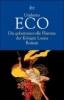 Eco, Umberto,Die geheimnisvolle Flamme der Königin Loana