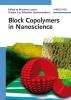 Lazzari, Massimo,Block Copolymers in Nanoscience