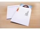 ,akte envelop Raadhuis 220x312mm EA4 wit gegomd doos a 250   stuks