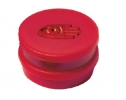 ,Magneet Legamaster 30mm 850gr rood