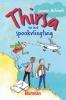 Connie Mitchell,Thirsa en het spookvliegtuig
