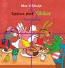 <b>Max  Velthuijs</b>,Spelen met Kikker - Puzzelboek