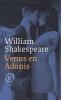 William  Shakespeare,De verkrachting van Lucretia en Venus en Adonis