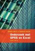 Johan  Smits, Ronald  Edens,Onderzoek met SPSS en Excel