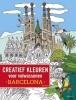 ,<b>Creatief kleuren voor volwassenen - Barcelona</b>