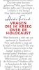 Hédi  Fried,Vragen die ik kreeg over de Holocaust