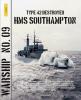 Jantinus  Mulder, Henk  Visser,Type 42 destroyer Southampton