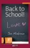 <b>Jen  Minkman</b>,Back to school!