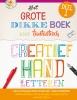 ,Het grote dikke boek voor fantastisch Creatief handletteren deel 1