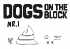 <b>Jeroen Francois  Bakker</b>,strip Dogs on the Block deel 1