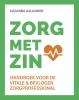 <b>Suzanne  Aslander</b>,ZORG met ZIN