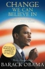 Obama, Barack,Change We Can Believe in
