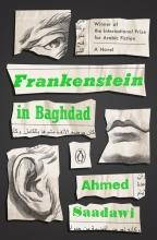 Saadawi, Ahmed Frankenstein in Baghdad