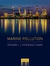Christopher L. J. Frid,   Bryony A. Caswell Marine Pollution