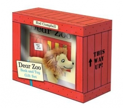 Campbell, Rod Dear Zoo Book and Toy Gift Set