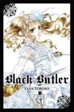 Yana Toboso Black Butler, Vol. 13