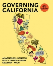 Anagnoson, J. Theodore Governing California in the Twenty-First Century