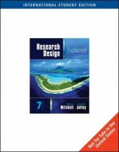 Mark Mitchell,   Janina Jolley Research Design Explained, Internaitonal Edition