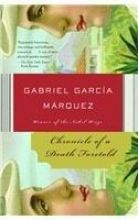 Garcia Marquez, Gabriel Chronicle of a Death Foretold